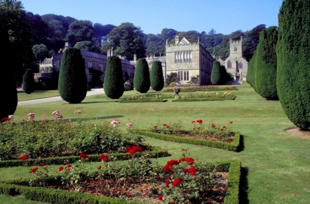 Lanhydrock House and Garden, Cornwall - credit VisitBritain images