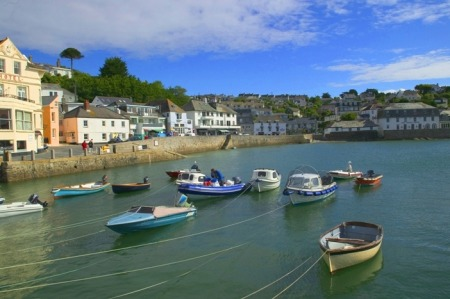 St Mawes and quayside