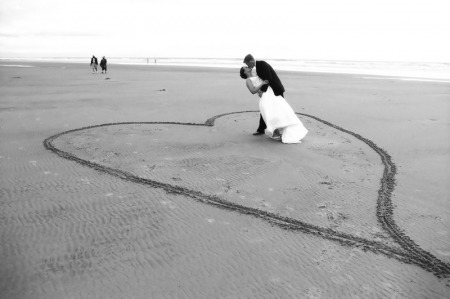 Beach Weddings in Falmouth, Cornwall