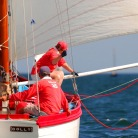 Racing during a Falmouth regatta - credit CMN