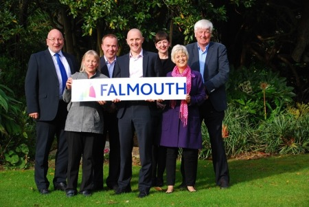 The Falmouth BID Team