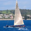 Sailing by St Mawes