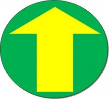 Public Footpaths (yellow waymark) Use on foot only.